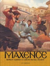 Maxence -3- Livre 3 - Le Cygne Noir