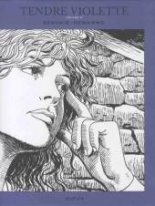 Tendre Violette (N&B) -INT02TT- Volume 2