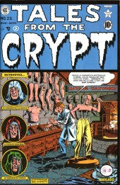 Tales from the Crypt (Akileos) -1HS- recueil hors série