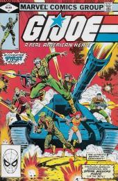 G.I. Joe: A Real American Hero (Marvel comics - 1982) -1- Operation: Lady Doomsday