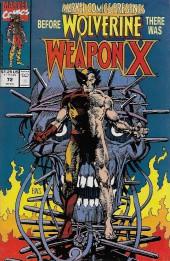 Marvel Comics Presents Vol.1 (Marvel Comics - 1988) -72- Weapon X