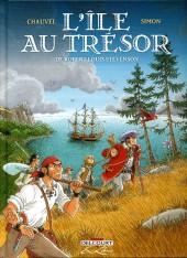 Île au trésor (L') (Simon)
