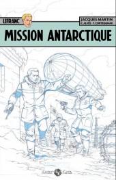 Lefranc -26TT- Mission antarctique