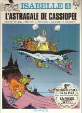 Isabelle (Will) -4a80- L'astragale de Cassiopée