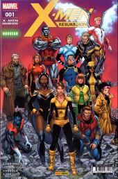 X-Men Resurrxion  -1- Pour que vive le rêve