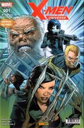 X-Men Universe (Marvel France - 2017) -1- Duo de choc