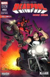 Deadpool (Marvel France 5e série - 2017) -HS03- Deadpool contre le Punisher