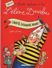 L'Élève Ducobu -HS5- Liberté, solidarité, récré !