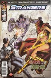Strangers (Hexagon Comics) -20125- La mort est un Zorr-Ko