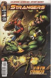 Strangers (Hexagon Comics) -20126- La mort d'un Stranger