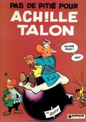 Achille Talon -13a78- Pas de pitié pour Achille Talon