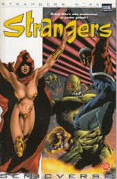 Strangers (Hexagon Comics) -20033A- Semicverse 3