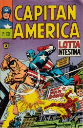 Capitan America -109- Lotta intestina