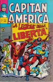 Capitan America -112- La legione della liberta