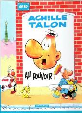 Achille Talon -6d14- Achille Talon au pouvoir