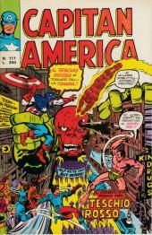 Capitan America -111- Il diabolico piano del Teschio rosso