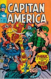 Capitan America -110- U-Man, il terrore dei mari !