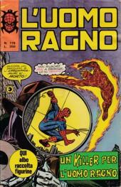L'uomo Ragno V1 (Editoriale Corno - 1970)  -179- Un killer per l'Uomo Ragno