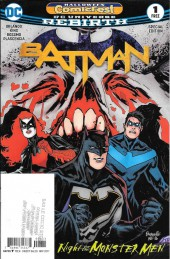 Batman (2016) -7ES- Night of the Monster Men