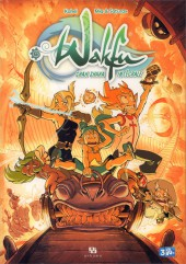 Wakfu (La BD officielle de la série TV) -INT- Shak Shaka - Intégrale