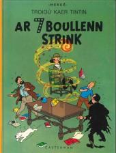 Tintin (en langues régionales) -13Breton- Ar 7 boullenn strink