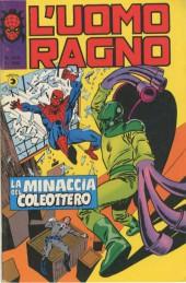 L'uomo Ragno V1 (Editoriale Corno - 1970)  -255- La minaccia del Coleottero