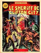 Coq-Hardi (Collection) -30- Le sheriff de Clifton-City