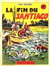 Coq-Hardi (Collection) -40- La fin du Santiago