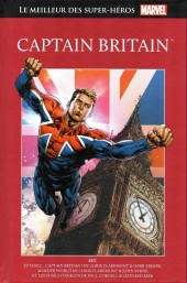 Marvel Comics : Le meilleur des Super-Héros - La collection (Hachette) -46- Captain britain