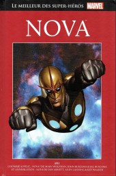 Marvel Comics : Le meilleur des Super-Héros - La collection (Hachette) -47- Nova