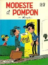 Modeste et Pompon (Franquin) -62- Modeste et Pompon - R2