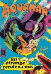 Aquaman (Eclair comics) -2- Un étrange rendez-vous