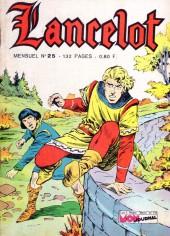 Lancelot (Mon Journal) -25- Le chevalier rouge