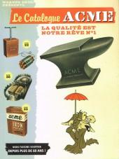 (Catalogues) Éditeurs, agences, festivals, fabricants de para-BD... - Le Catalogue ACME : La qualité est notre rêve n°1