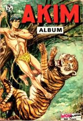 Akim (1re série) -Rec024- Album N°24 (du n°146 au n°151)