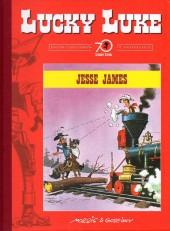Lucky Luke (Edición Coleccionista 70 Aniversario) -40- Jesse James