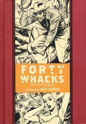EC Comics Library (The) (2012) -INT14- Forty Whacks and Other Stories (Jack Kamen)