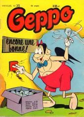 Geppo -35- La fortune est aveugle