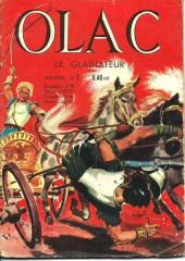 Olac le gladiateur -1- Olac et le sénateur