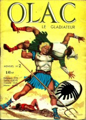 Olac le gladiateur -2- Numéro 2