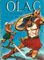 Olac le gladiateur -5- Numéro 5