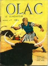 Olac le gladiateur -7- Numéro 7