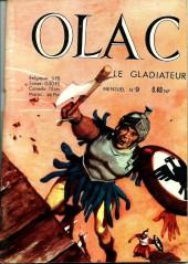 Olac le gladiateur -9- Numéro 9