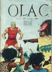 Olac le gladiateur -27- Numéro 27