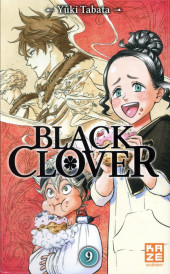 Black Clover -9- La plus forte des compagnies