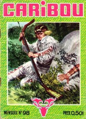 Caribou -98- La reine blanche