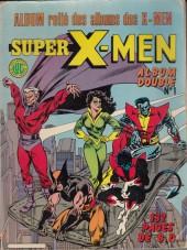 X-Men (Les étranges) -Rec01- Album relié N°1