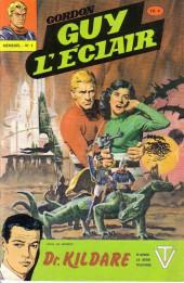 Flash Gordon / Guy l'Éclair -1- Guy l'Eclair : Retour sur Mongo