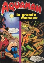 Aquaman (Eclair comics) -3- La grande menace