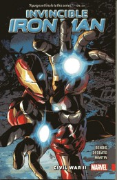 Invincible Iron Man (2015) -INT03- Civil War II